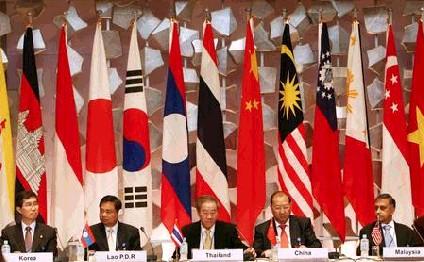 Iniciativa Chiang Mai - ASEAN+3
